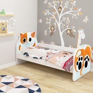 Dječji krevet ACMA, ANIMALS mačka