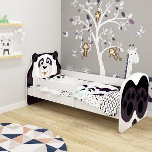 Dječji krevet ACMA, ANIMALS panda
