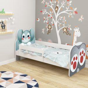 Dječji krevet ACMA, ANIMALS zeko