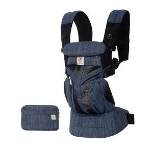 Omni 360 Cool Air, Indigo weave 01