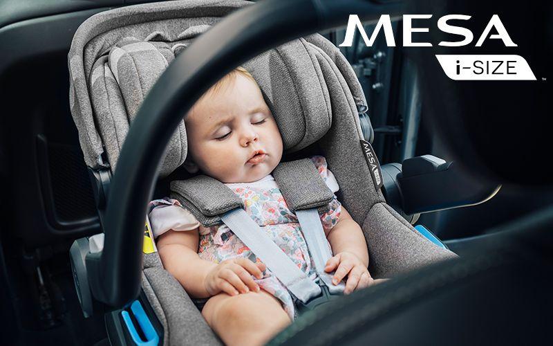 Dječja autosjedalica MESA iSize galerija 04