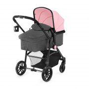 Dječja kolicaa Kinderkraft Juli pink (2)