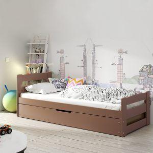 Dječji krevet Ernie BMS čokolada naslovna