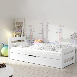 Dječji krevet Ernie BMS bijeli naslovna