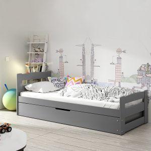 Dječji krevet Ernie BMS grafit naslovna