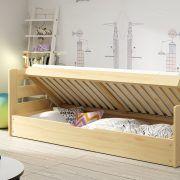 Dječji krevet Ernie BMS natur ladica