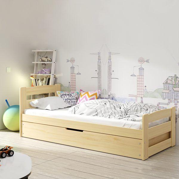 Dječji krevet Ernie BMS pine-natur naslovna