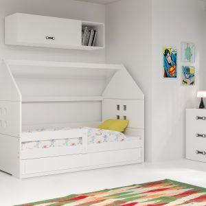 Dječji krevet BMS DOMI bijela konstrukcija-bijela