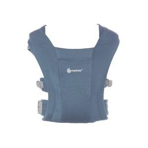 Ergobaby Embrace nosiljka Oxford Blue (1)