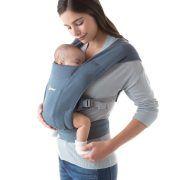 Ergobaby Embrace nosiljka Oxford Blue (9)
