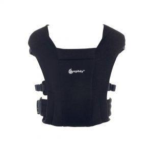 Ergobaby Embrace nosiljka Pure Black (1)