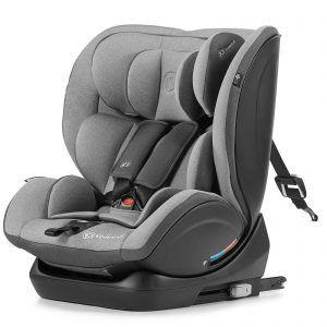 Kinderkraft autosjedalica MYWAY 0-36kg ISOFIX siva