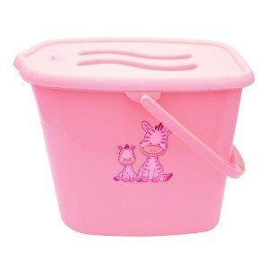 Maltex kantica za pelene Zebra roza AKCIJA!