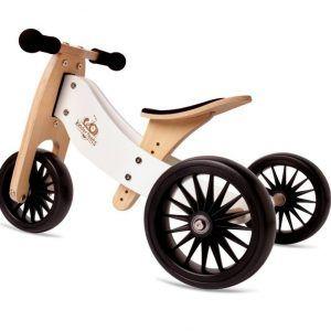 Kinderfeets Tiny Tot Plus bicikl bijeli (1)