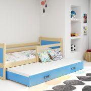 Dječji krevet RICO za dvoje djece PINE (3)