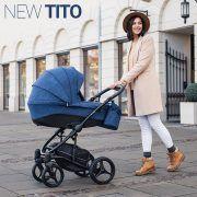 Dječja kolica Bebetto TiTO, boja 23 Novo!