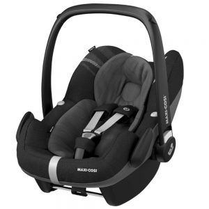 Maxi Cosi AS Pebble Pro Frequency Black