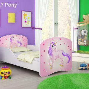 Drveni dječji krevet 17 Pony