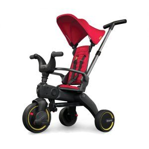 Liki Trike S1- Flame Red
