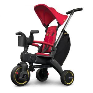 Liki Trike S3- Flame Red