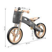 Balans bicikl Kinderkraft Runner Nature (1)