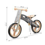 Balans bicikl Kinderkraft Runner Nature (21)