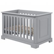 Bellamy kinderbet 120x60 INES Gray