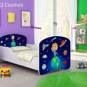 Drveni dječji krevet 22 Cosmos