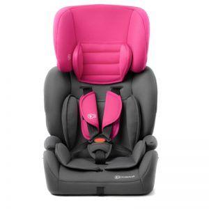 Kinderkraft Autosjedalica Concept, roza (01)