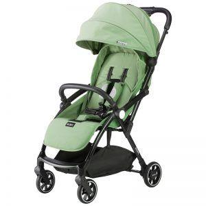 Djecja kolica Leclerc MagicFold Plus, zelena