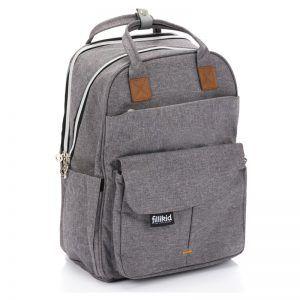 6601-06 ruksak rim, sivi