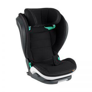 BeSafe iZi Flex Fix i-Size (100 – 150 cm), crna unutrašnjost automobila 02