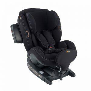 BeSafe iZi Kid X3 i-Size, Crna unutrašnjost automobila