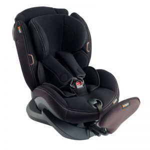 BeSafe iZi Plus X1 (0-25kg), Crna unutrašnjost automobila