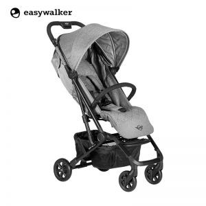 EasyWalker Mini Jackey, soho gray 01