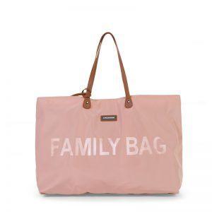Family Bag - pink cooper 01