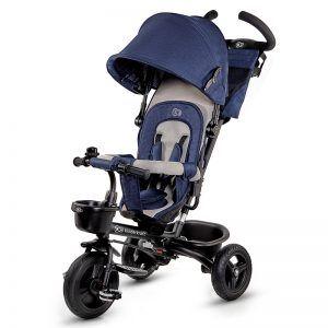 Kinderkraft tricikl Aveo, plavi 01
