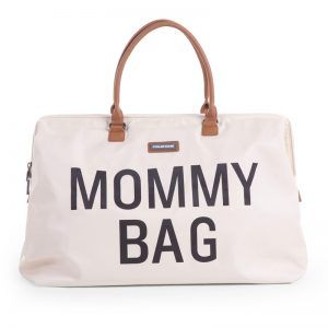 Mommy Bag Big Off White 01