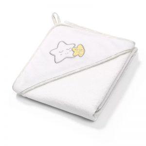 BabyOno ručnik s kapuljačom, 100x100 cm, 01