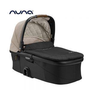 Nuna Demi Grow Timber košara za novorođenče 01