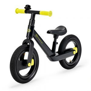 Kinderkraft GoSwift balans bicikl, black volt 01