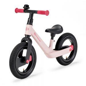 Kinderkraft GoSwift balans bicikl, candy pink 01