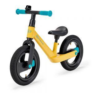 Kinderkraft GoSwift balans bicikl, primrose yellow 01