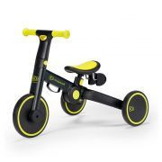 Kinderkraft bicikl 3u1 Trike, black volt 01