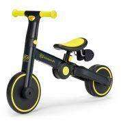 Kinderkraft bicikl 3u1 Trike, black volt 02