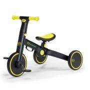 Kinderkraft bicikl 3u1 Trike, black volt 03