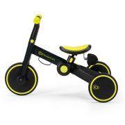 Kinderkraft bicikl 3u1 Trike, black volt 04
