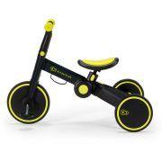 Kinderkraft bicikl 3u1 Trike, black volt 06