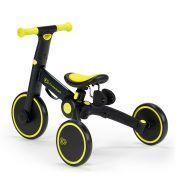 Kinderkraft bicikl 3u1 Trike, black volt 07