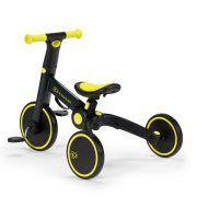 Kinderkraft bicikl 3u1 Trike, black volt 09